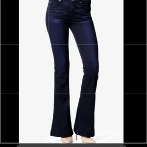 7 for All Mankind The Slim Trouser Jean